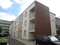 静岡県浜松市南区東若林町の賃貸マンションの外観
