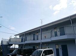 大阪府茨木市郡山1丁目の賃貸アパートの外観