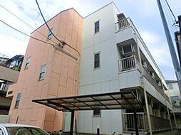 埼玉県さいたま市南区神明2丁目の賃貸マンションの外観