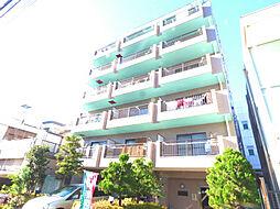 アイランドマンション[2階]の外観