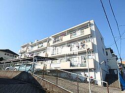 不老マンション[1階]の外観
