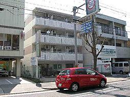 愛知県名古屋市守山区更屋敷4丁目の賃貸マンションの外観