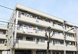 東京都練馬区東大泉3丁目の賃貸マンションの外観