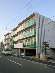 北海道札幌市中央区南十六条西16丁目の賃貸マンションの外観