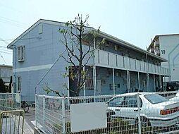 南海高野線 萩原天神駅 徒歩10分の賃貸アパート