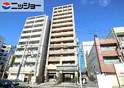 プレサンス新栄デコール301号室[3階]の外観