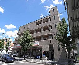 京都府京都市伏見区深草下川原町の賃貸マンションの外観