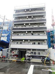 大阪府大阪市東成区大今里西2の賃貸マンションの外観