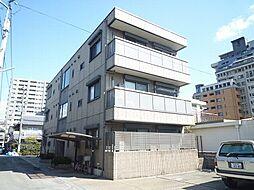 滋賀県大津市鳥居川町の賃貸アパートの外観