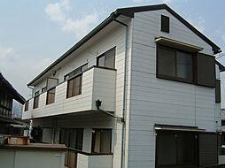 三重県四日市市智積町の賃貸アパートの外観