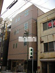 静岡県静岡市葵区伝馬町の賃貸マンションの外観