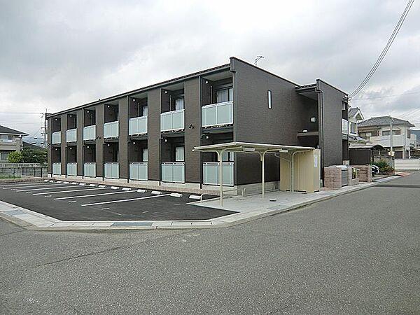 レオネクストLOL 1階の賃貸【兵庫県 / 赤穂市】