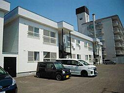 マンション岡島B[2階]の外観