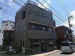 神奈川県横浜市港北区篠原北2丁目の賃貸マンションの外観