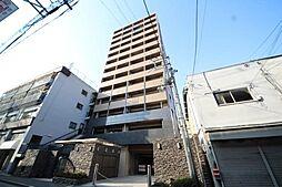エクセルコート布施タワー[9階]の外観
