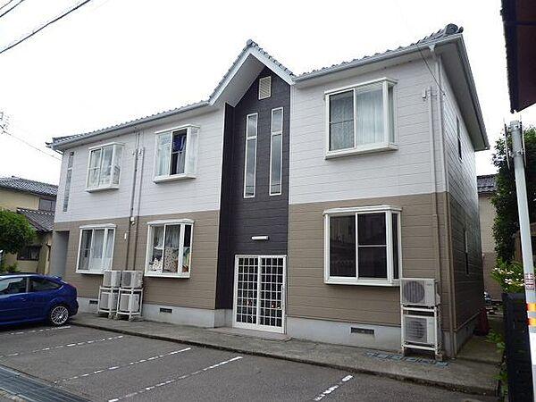 マーセルS2 1階の賃貸【石川県 / 野々市市】