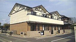 香川県高松市屋島東町の賃貸アパートの外観