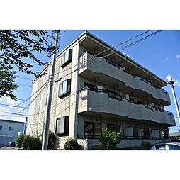 愛知県長久手市岩作長筬の賃貸マンションの外観