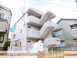 愛知県名古屋市瑞穂区前田町1丁目の賃貸マンションの外観