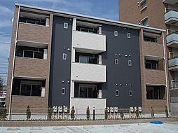 愛知県名古屋市千種区汁谷町の賃貸アパートの外観
