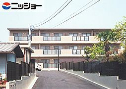サンコート新西[1階]の外観