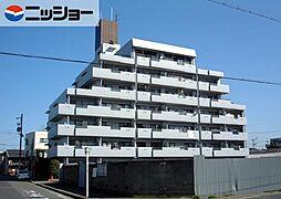OSプリンスハイツ白壁北[1階]の外観