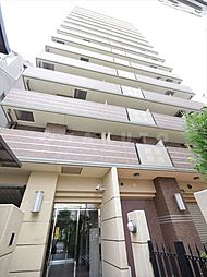 レジュールアッシュ梅田イースト[4階]の外観