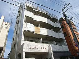 エスポワール箱崎[6階]の外観