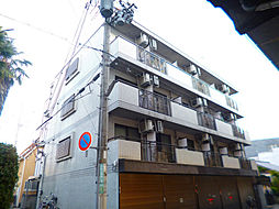 KT-9ビル[4階]の外観