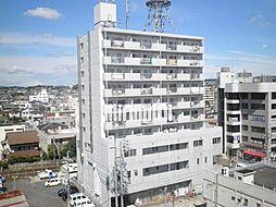 クレスト三郷[6階]の外観