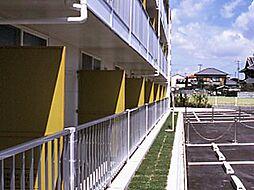 レオパレスセジュール和泉[2階]の外観