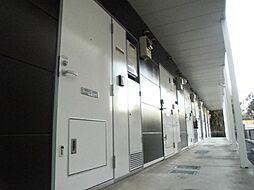 レオパレスLonden B[1階]の外観