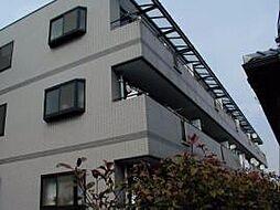 ビューパレー弐番館[1階]の外観