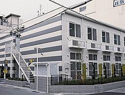 大阪府大阪市都島区中野町2丁目の賃貸アパートの外観