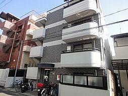 エクサージュ嵯峨野[102号室]の外観