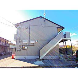 静岡県静岡市葵区川合3丁目の賃貸アパートの外観