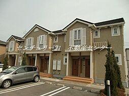 JR山陽本線 高島駅 徒歩10分の賃貸アパート