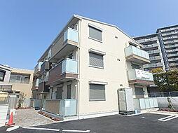 大阪府高石市取石1丁目の賃貸アパートの外観