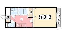 サクセスON[1階]の間取り