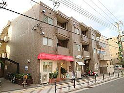 コーポ塚本[2階]の外観