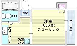 卸町駅 2.5万円