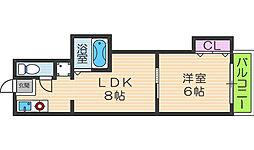 第2昭和ビル[3階]の間取り