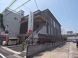 sharely京都三条[11号室]の外観