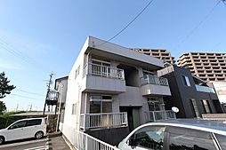 コーポ小倉[2階]の外観