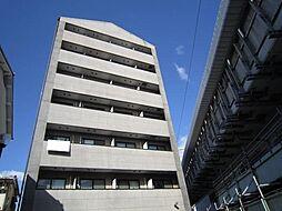 大阪府高槻市日向町の賃貸マンションの外観