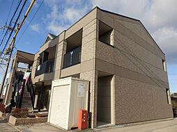 滋賀県大津市一里山7丁目の賃貸マンションの外観