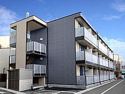 大阪府大阪市東成区玉津3丁目の賃貸マンションの外観