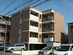 北海道札幌市白石区栄通8丁目の賃貸マンションの外観