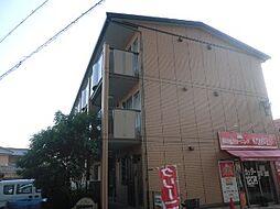 兵庫県尼崎市上坂部3丁目の賃貸アパートの外観