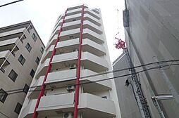 ラパンジール四天王寺東[9階]の外観